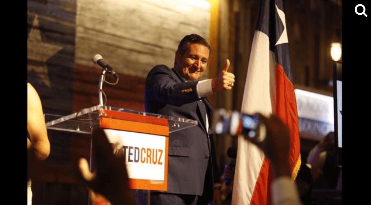 KVIA: Ted Cruz launches re-election bid - Ted Cruz for Senate : Ted